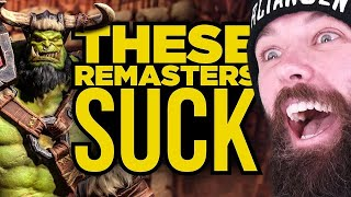 These Video Game Remasters SUCK!
