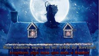 [Creepypasta] Una cámara espía en mi árbol de Navidad capturó algo más que solo a Santa (Loquendo)