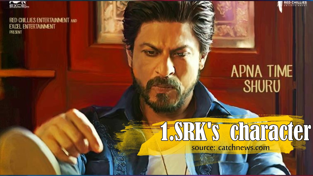 Six intresting Facts about sharukh khan starrer movie Raees [Releasing 25 jan 2017 ]