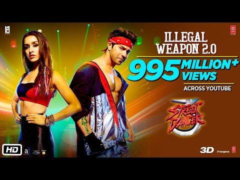 Illegal Weapon 2.0 Video Song - Street Dancer 3D