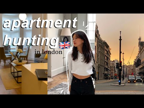apartment hunting in LONDON