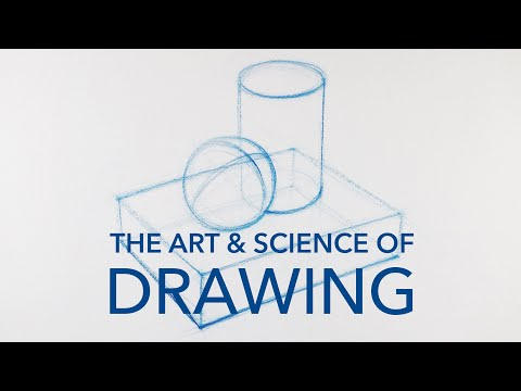 Art & Science of Drawing: Form & Space (B)