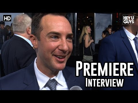 Billy Slaughter   Geostorm World Premiere Interviews