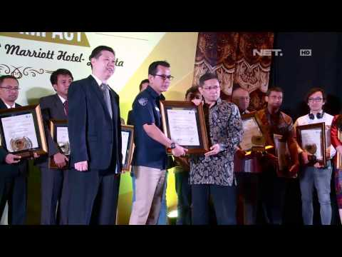 "NET Raih Penghargaan Kategori ""The Best In TV Broadcasting Industry"" - NET5"