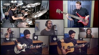 Porcupine Tree - The Sound of Muzak | Full Band Collaboration Cover | Panos Geo