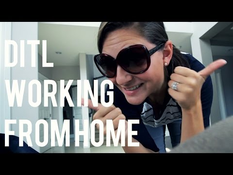 DITL Edmonton // Working From Home