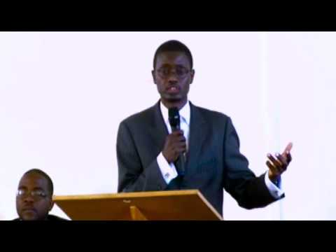 The blessings of the Sermon on the Mount: A Sermon by Apollo Kabuye
