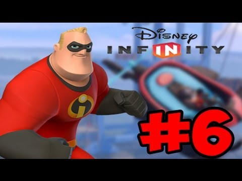 Disney Infinity - Les Indestructibles 2/2 #6