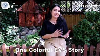 SHARE+ | One Colorful EVS Story