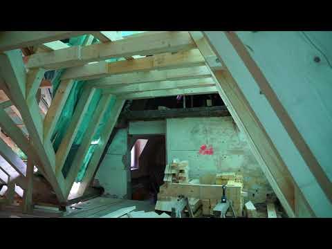 Neues Dach   1  Abschnitt