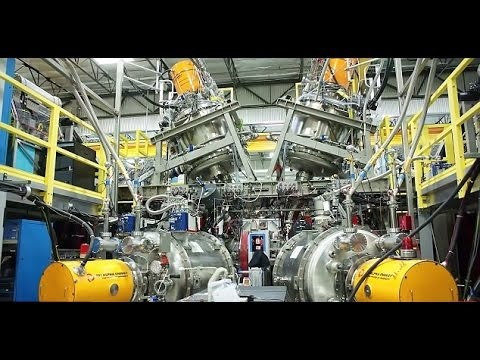 Has a secretive California firm worked out how to harness fusion power?