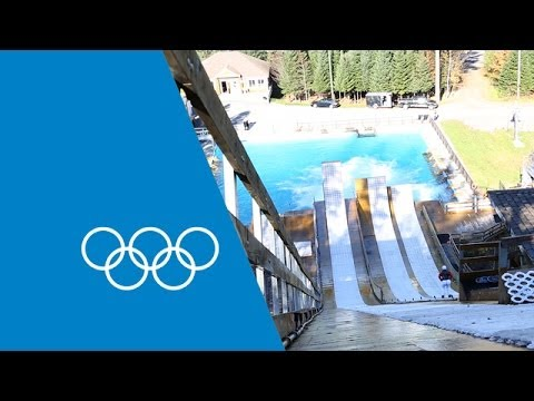 Freestyle Aerials Water Training - Rochon & Gerrits | Faster Higher Stronger