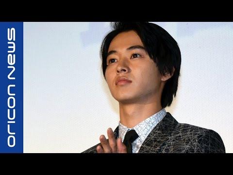 川口春奈、現場での山�ア賢人の姿を語る「モテるわけだ」 映画『一週間フレンズ。』完成披露試写会