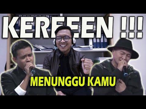 KEREEEN !!! Fildan dan Anji - Menunggu Kamu | LIDA 2019 (REACTION)