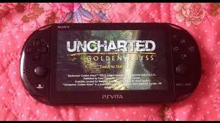Uncharted Golden Abyss PSVITA Gameplay|លេងហ្គេមផ្សងព្រេង ញាក់សាច់