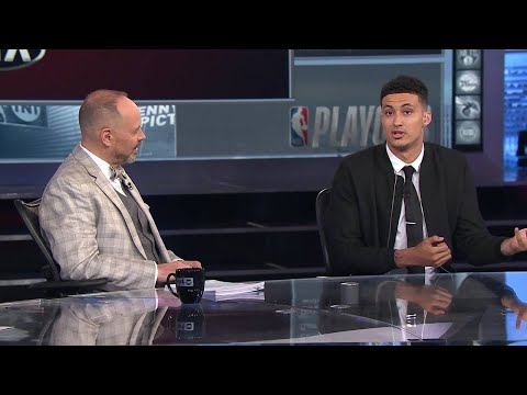 Inside the NBA: Kyle Kuzma Joins the Crew