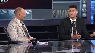 Inside the NBA: Kyle Kuzma Joins the Crew