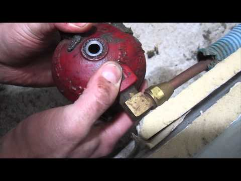 How to Replace an Oil Filter for Your Oil Fired Boiler or Furnace - Oil Tank Filter DIY