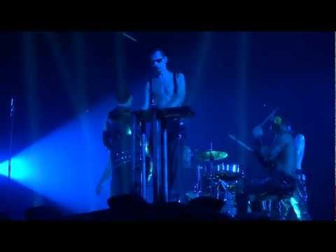 Rammstein Live Hamburg 28.11.2011 - Ohne Dich - Auf Der Kleinen Bühne HD