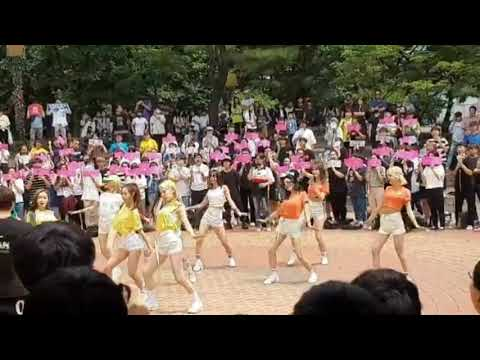 """BTS -""""Boy With Luv"""" FULL Dance Cover Of (MOMOLAND, Oh My Girl, WJSN & Fromis_9) SBS KPOP PLAY"""