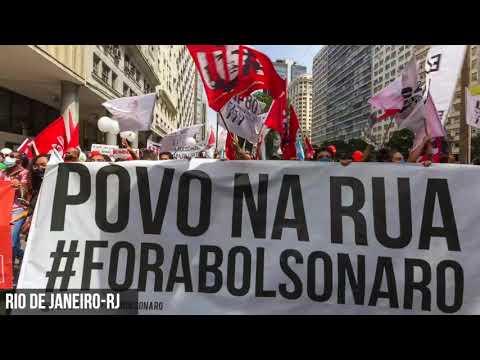 #7SForaBolsonaro