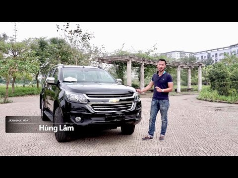 ?ánh giá xe Chevrolet Trailblazer giá t? 859 tr - ??i th? Fortuner và Everest ( & New TrailBlazer transit routes to begin Sept. 10 - WorldNews