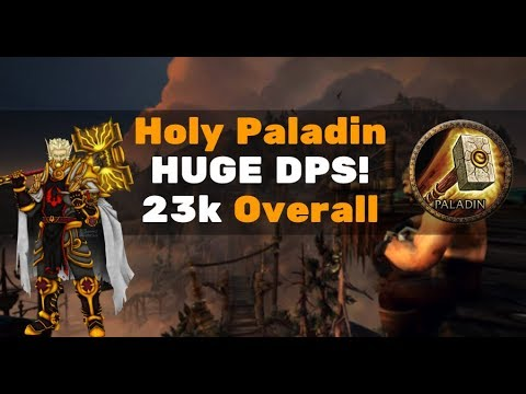 Beguiling Freehold - Holy Paladin 23k DPS Overall