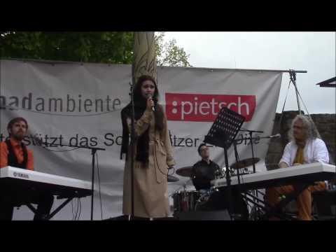 Corinne Corinna Daniela Boogiemen's Friends Schillergarten Dresden 7 5 17