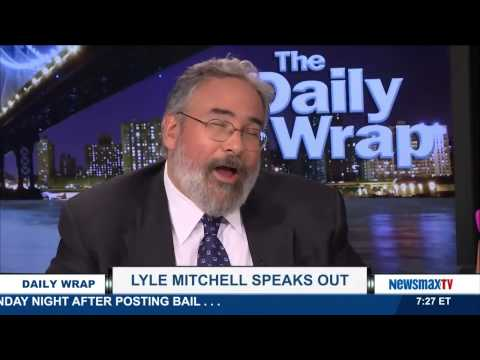 The Daily Wrap   Lyle Mitchell Speaks Out