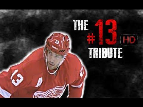 Pavel Datsyuk The #13 Tribute | HD |