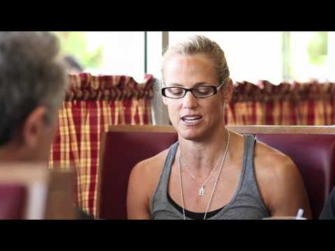 Dara Torres - Training Video Part 3