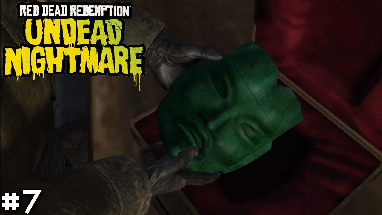 Where Is The Chupacabra In Red Dead Redemption Undead Nightmare: Red Dead Redemption Undead Nightmare Walkthrough: Mission