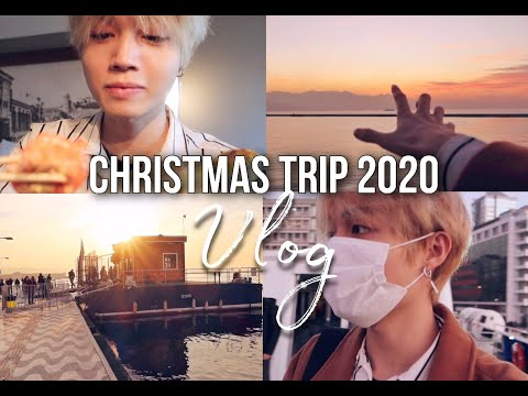 Vlogmas 2020 | Lonely Asian Boy Travel During Lonely Christmas