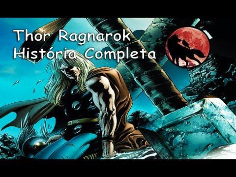 Thor Ragnarok - História Completa (Re-up)