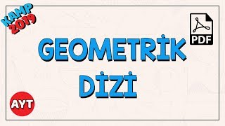 Geometrik Dizi  Kamp2019