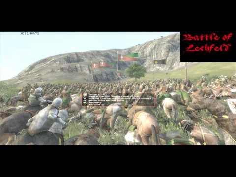 Medieval II Total War: Battle of Lechfeld