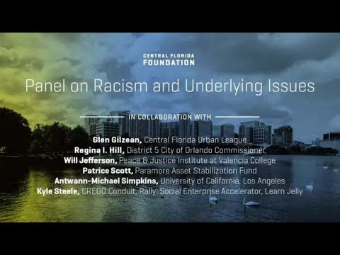 A Conversation on Racism the Underlying Issues from YouTube · Duration:  1 hour 27 minutes 45 seconds