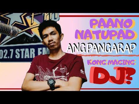 Download PAANO NATUPAD ANG PANGARAP KONG MAGING DJ? - Ang Kwento ni DJ Bong Almi
