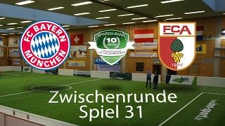 Spiel 31: FC Bayern München 2-1 FC Augsburg │U12 Hallenmasters TuS Traunreut 2017