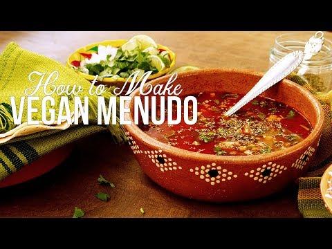 Mexican Vegan Menudo Recipe