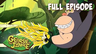 George Of The Jungle | Breaking Apes | HD | English Full Episode | Funny Cartoons For Kids