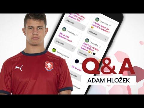 Instagram & Adam Hložek