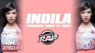 Indila 34 Tourner dans le vide 34 en live