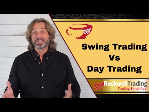 Swing trading vs  Day Trading – Which is more profitable?