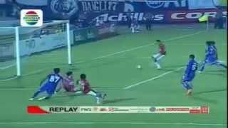 Highlights Bali United Vs Arema Cronus [2-3] Piala Presiden 27 September 2015