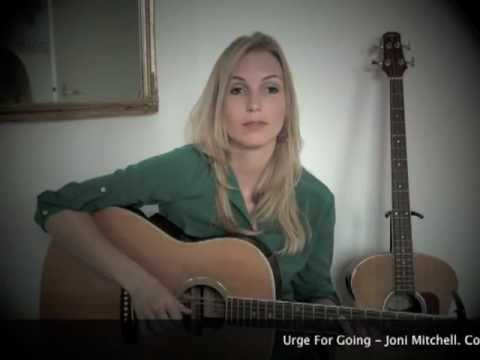 Urge for going - Joni Mitchell. Cover by Irene Mardi