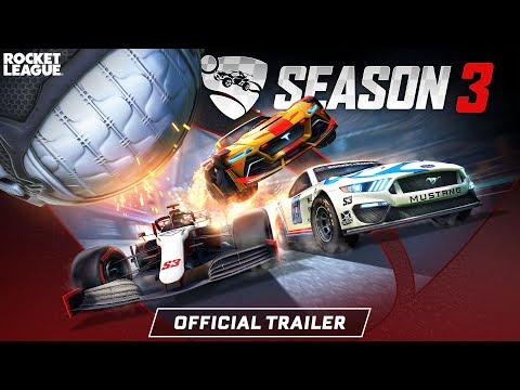 Rocket League® - Season 3 Trailer