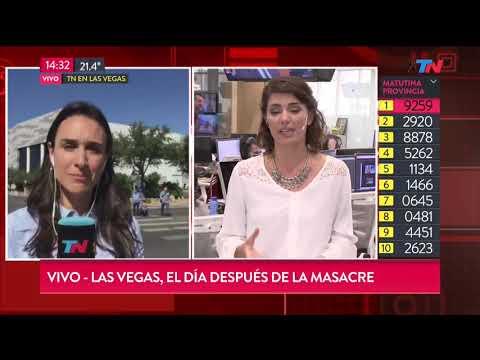 Las Vegas: El día después del ataque