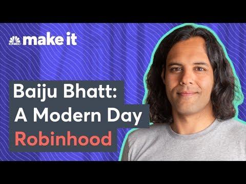 Billionaire Founder Baiju Bhatt: A Modern-Day Robinhood