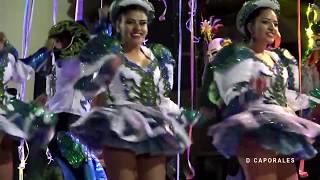 Chicas bailando caporales 10 (Amaru - Mi morena)